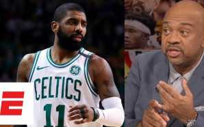Kyrie Irving's future with Boston Celtics still questioned after commitment…