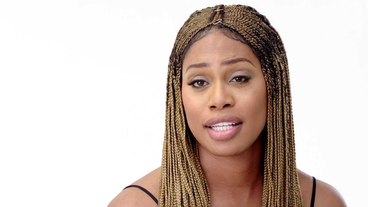 Laverne Cox Explains Her Relationship With Her Body & Struggles to Pay Rent   Body Stories   SELF