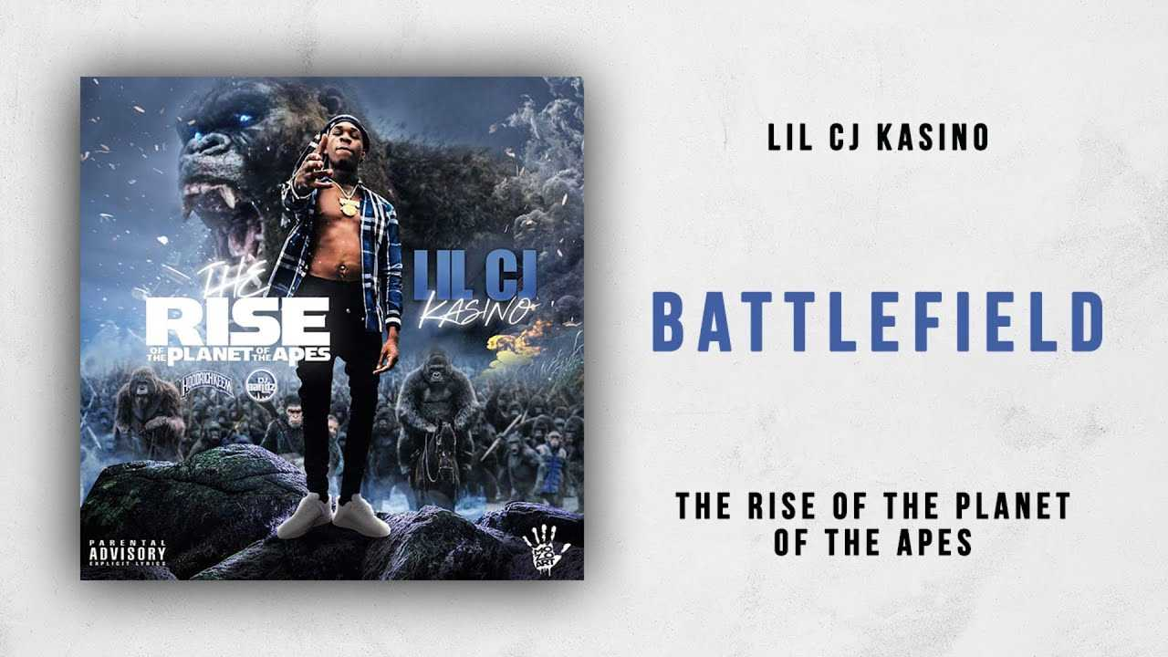Lil CJ Kasino - Battlefield (The Rise of the Planet of the Apes)
