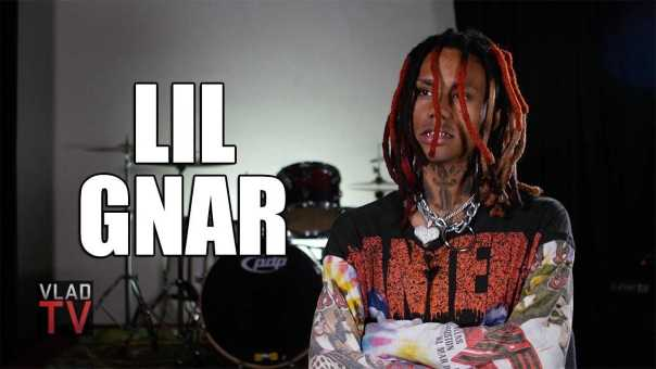 Lil Gnar and Vlad Debate if 50 Cent's G-Unit Clothing was a Hot Clothing Line (Part 3)