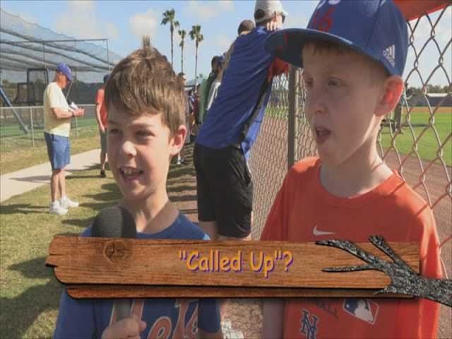 Mets Kids Clubhouse, Episode 10: Kevin Plawecki Show & Tell