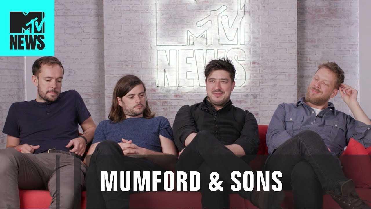 Mumford & Sons on Their New Album, 'Delta'   MTV News