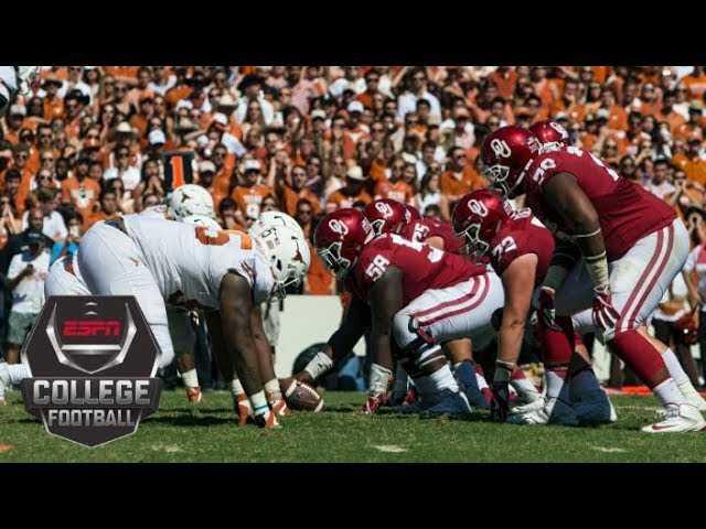 NCAA Football Classics: History of Texas vs. Oklahoma in Red River Rivalry | ESPN