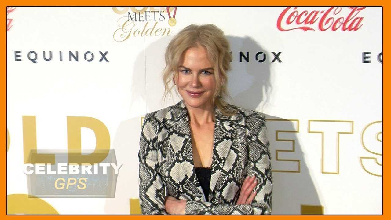 Nicole Kidman to be honored at the Hollywood Film Awards - Hollywood TV