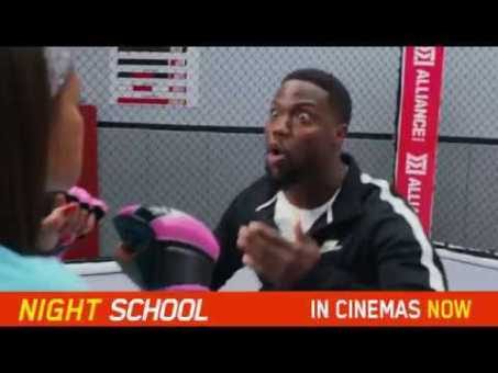 #NightSchool is in session. Get your tickets now!
