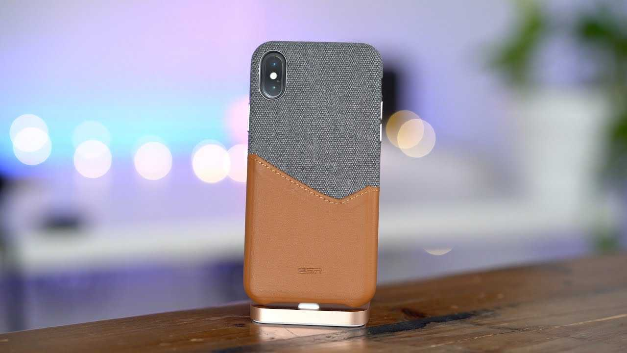 Protect your iPhone XS, XS Max & XR w/ ESR Cases & Accessories! [Sponsored]