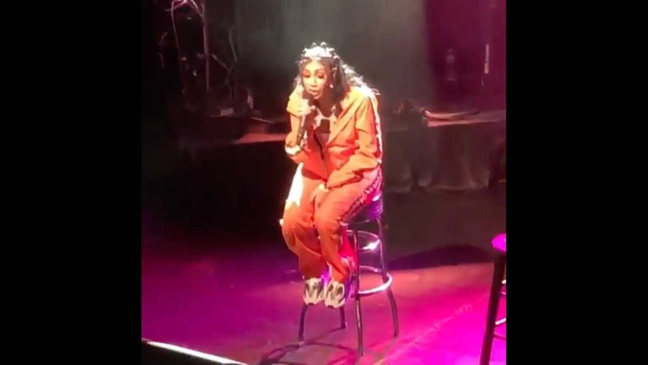 Queen Naija Performs At Sold Out NYC Show