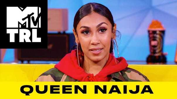 Queen Naija Reveals the Baby Names She is Considering   TRL