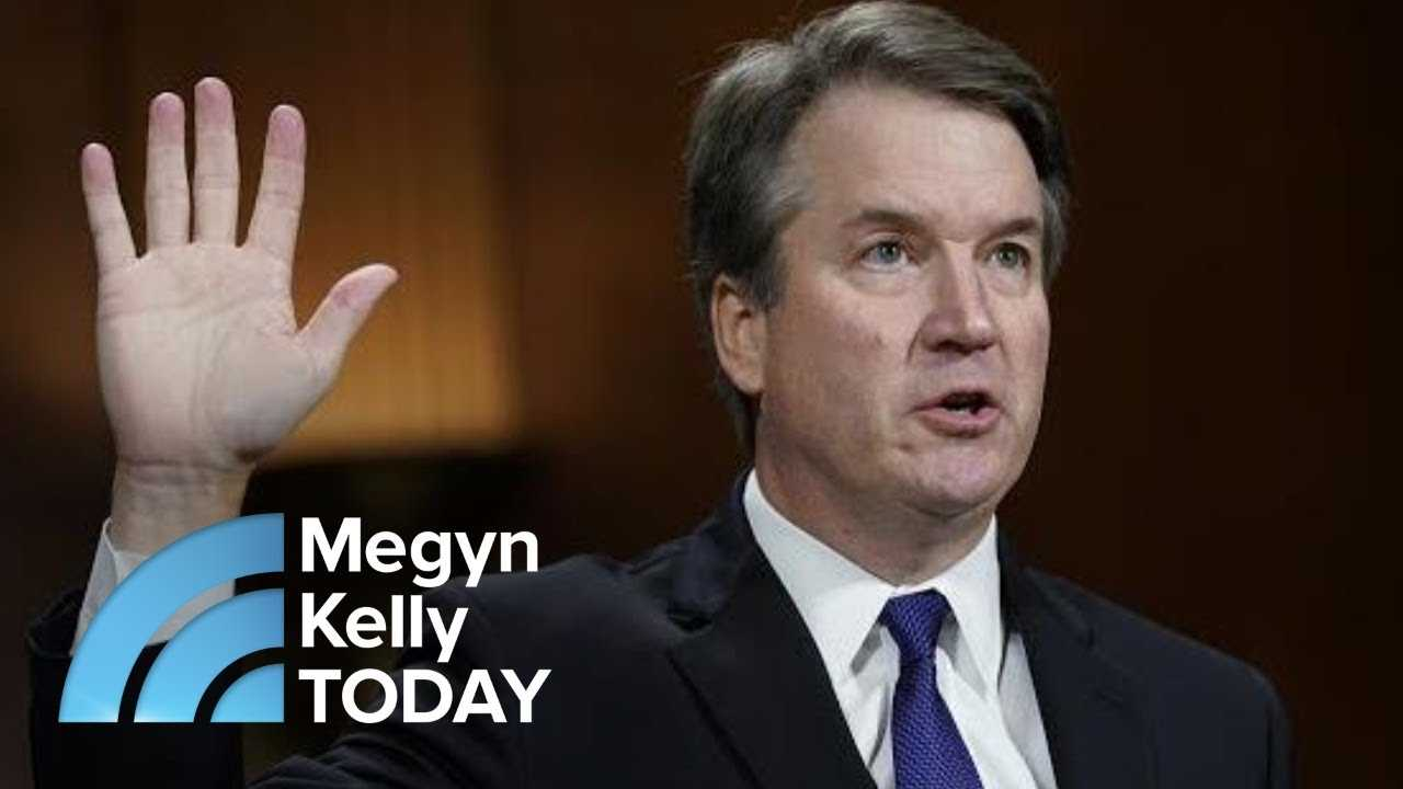 Should The FBI Have Re-Interviewed Brett Kavanaugh And Christine Blasey Ford? | Megyn Kelly TODAY