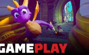 Spyro Reignited Trilogy: Breeze Harbor Gameplay