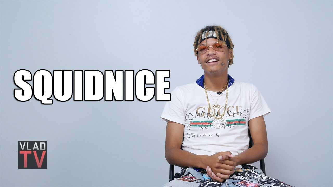 Squidnice on Dealing Drugs at 13, Joining the Crips at 16 (Part 2)