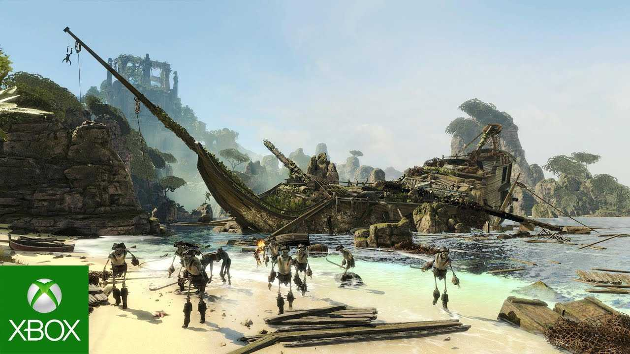 Strange Brigade - The Thrice Damned #1 | Xbox One