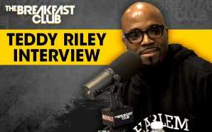 Teddy Riley On The History Of New Jack Swing, Revealing…