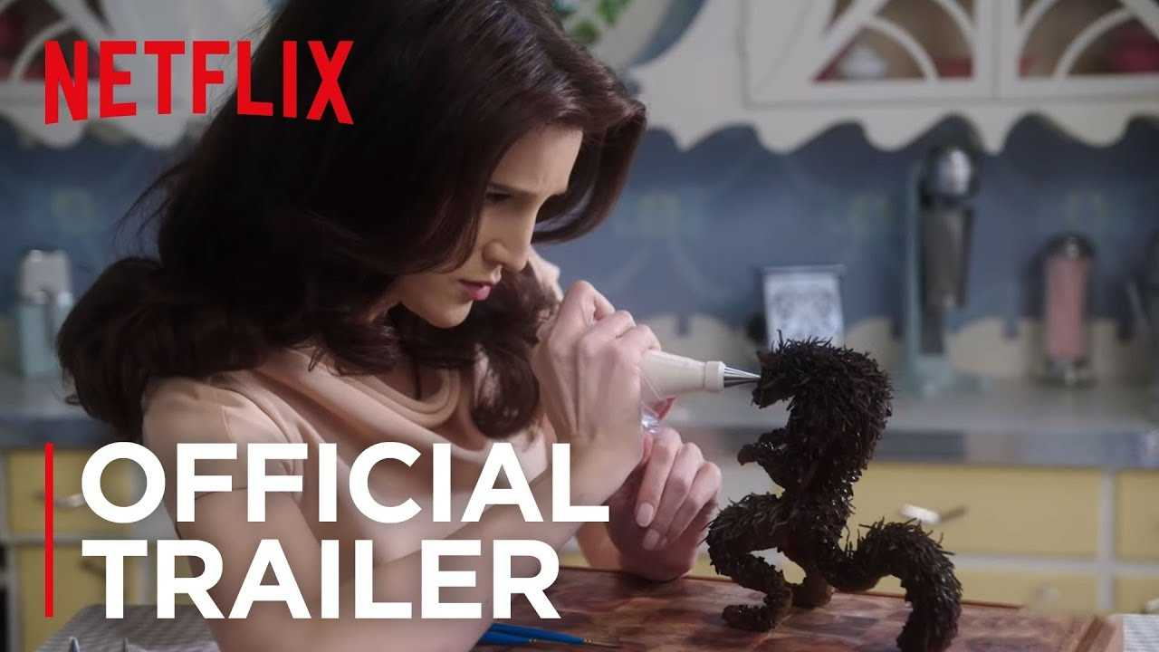 The Curious Creations of Christine McConnell | Official Trailer [HD] | Netflix
