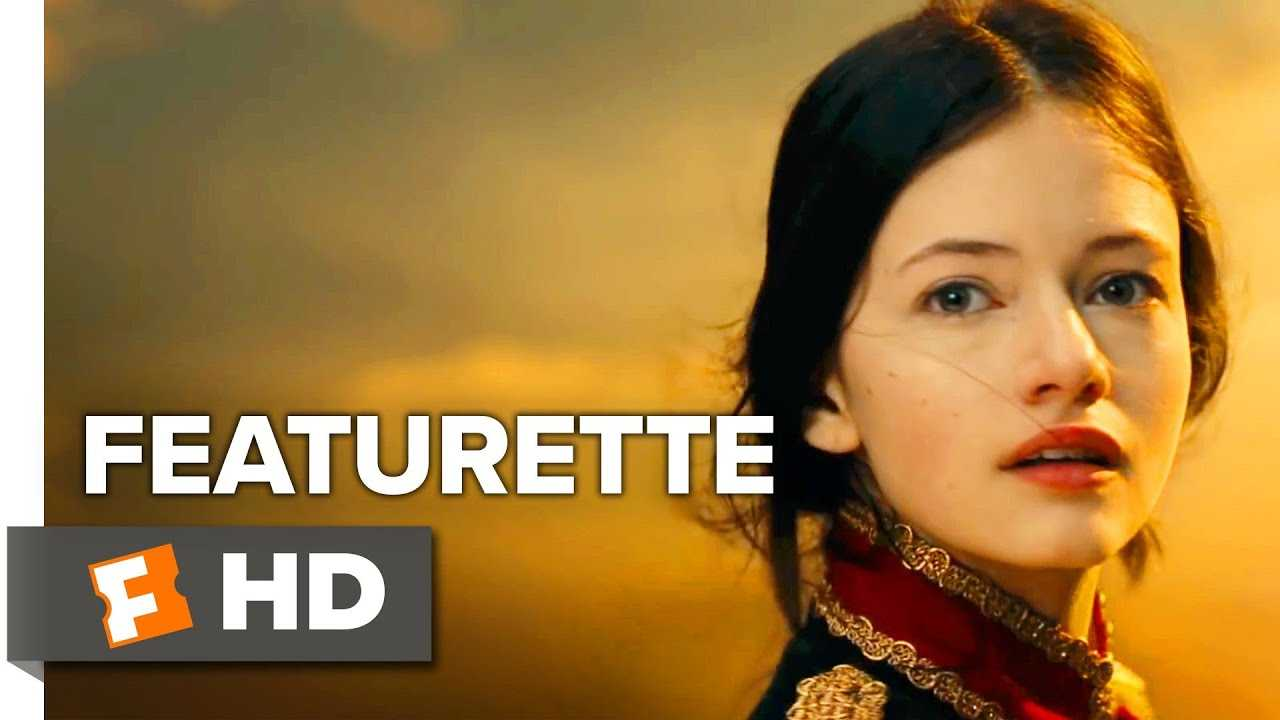 The Nutcracker and the Four Realms Featurette - Newest Member (2018) | Movieclips Coming Soon