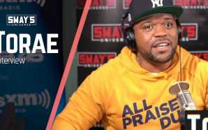 Torae Freestyles His Interview Gearing Up for 'All Praises Due'…