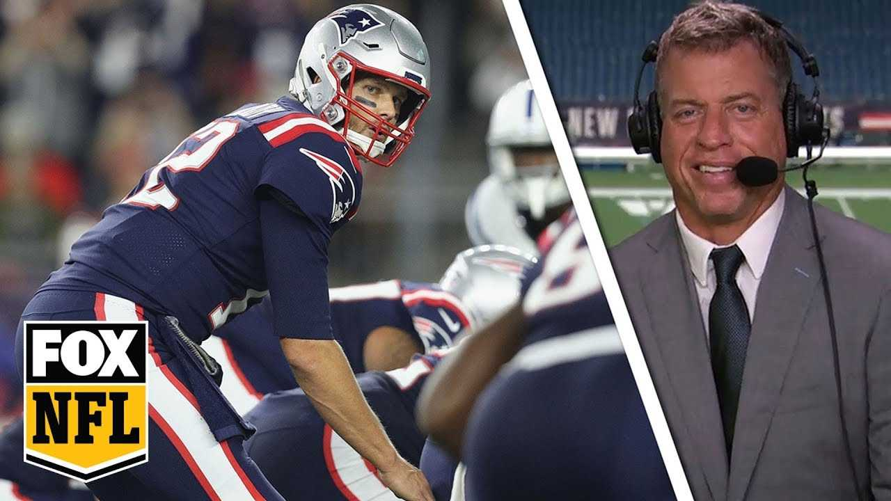 Troy Aikman is not worried about the New England Patriots | FOX NFL
