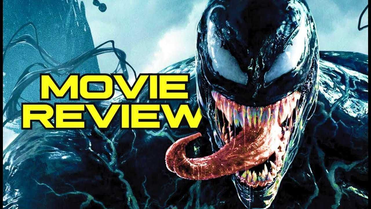 VENOM Movie Review (2018) Tom Hardy Marvel Movie