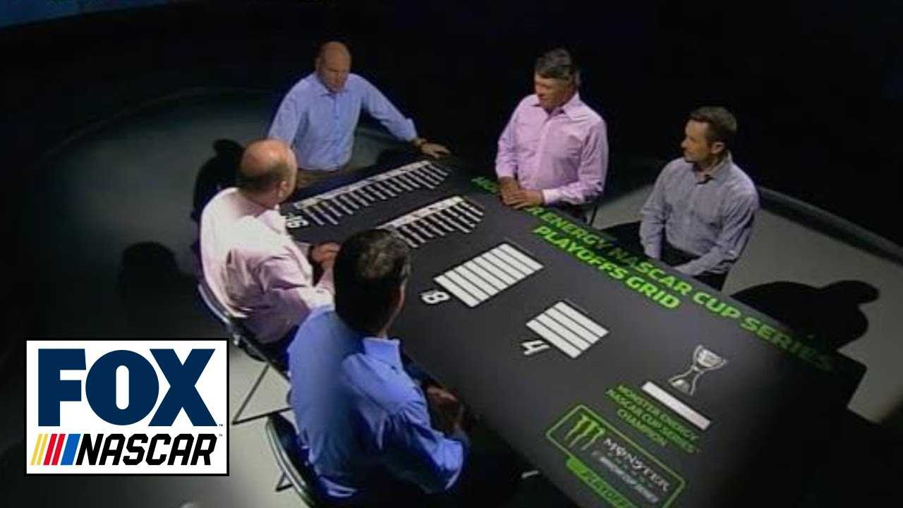 War Room Part Two: Picking the eight drivers that go to the next round of playoffs | NASCAR RACE HUB