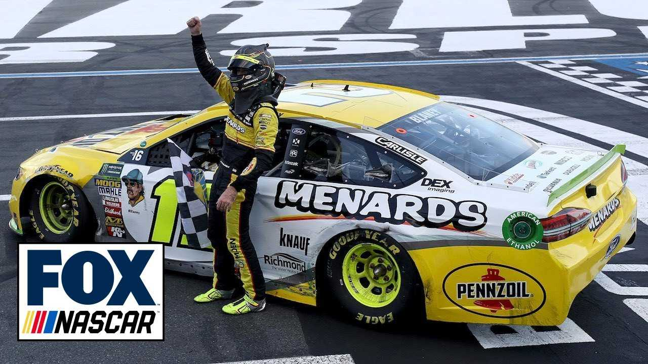 Winner's Weekend: Ryan Blaney - Charlotte ROVAL | NASCAR RACE HUB