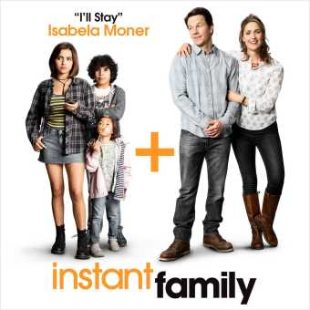 """ISABELA MONER RELEASES """"I'LL STAY"""" FROM INSTANT FAMILY OPENING IN THEATERS [AUDIO]"""