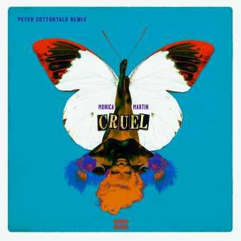 "MONICA MARTIN RELEASES PETER COTTONTALE REMIX OF DEBUT SINGLE ""CRUEL"" [AUDIO]"