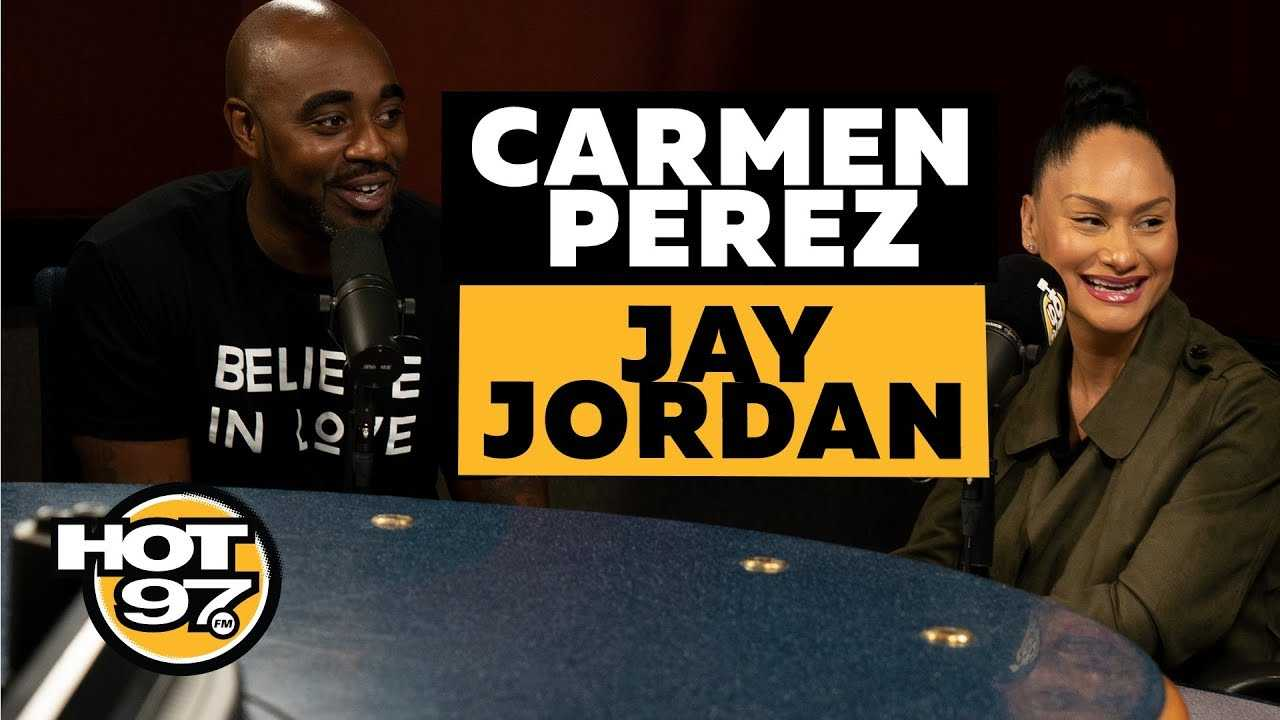 Carmen Perez & Jay Jordan On Legal Barriers People w/ Convictions Face + Time Done Concert