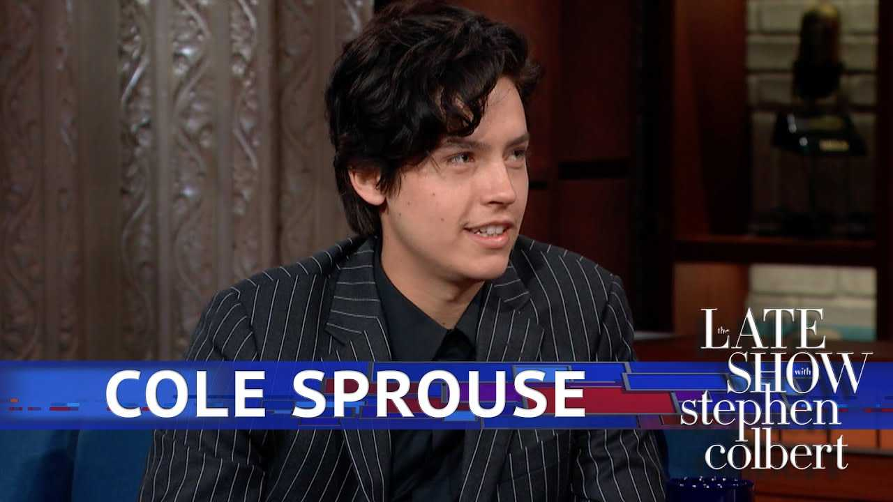 Cole Sprouse Had A Childhood Crush On His 'Friends' Co-Star