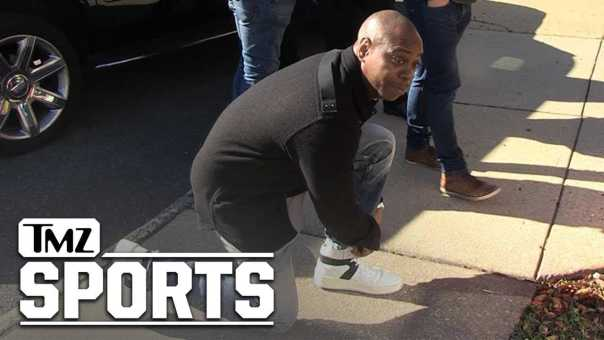 Dave Chappelle, I'm Not Watching NFL, Now Watch Me Kneel | TMZ Sports