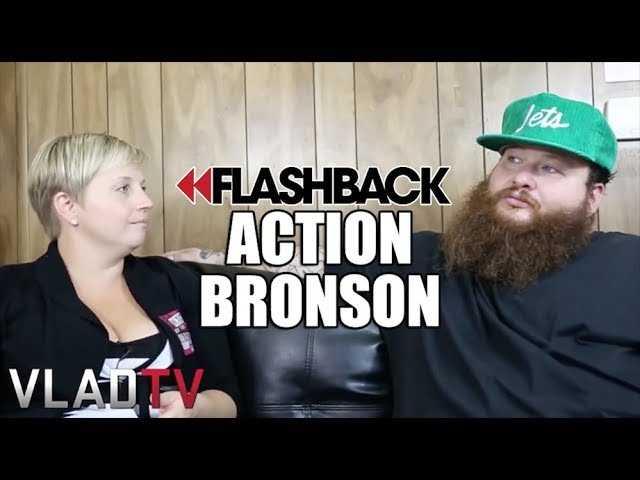 Flashback: Action Bronson - I'm Not Exactly Palatable for White America