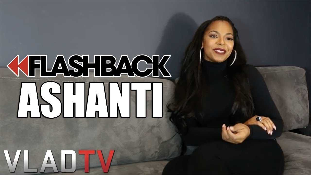 Flashback: Ashanti on Nelly Making 50 Cent Apologize to Her at 2007 VMAs