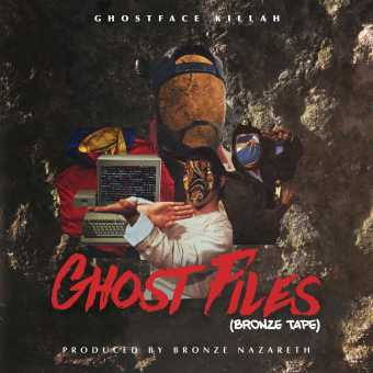 New Project: Ghostface Killah | Ghost Files – Bronze Tape [Audio]