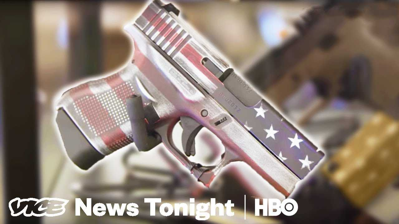 How Gun Shops Could Help Prevent Gun-Based Suicides (HBO)