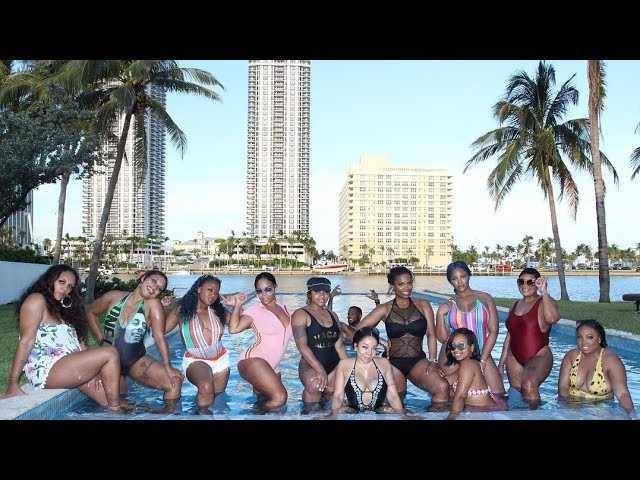 Kandi Burruss at Tameka Tiny Harris from VH1 the Family Hustle birthday bash