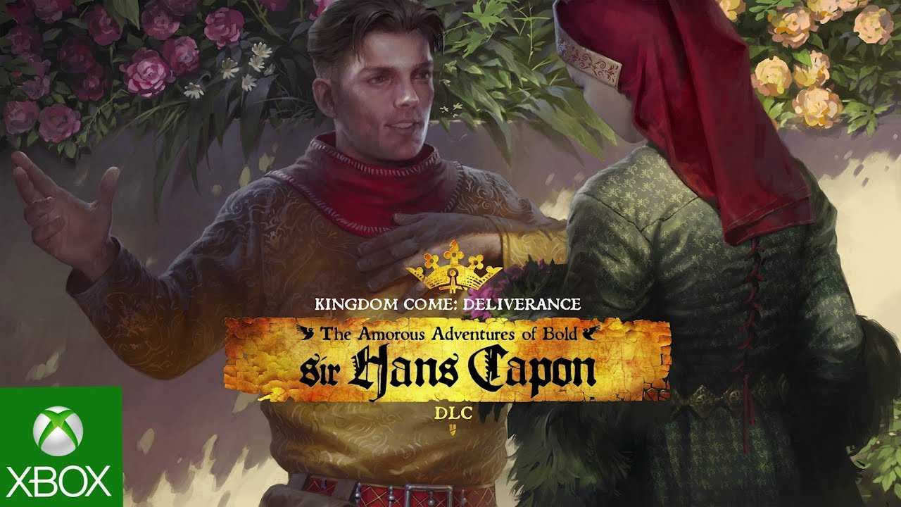 Kingdom Come: Deliverance - Amorous Adventures Behind the Scenes
