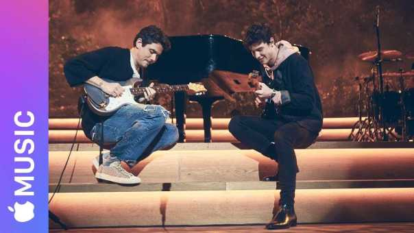 Shawn Mendes – 'Where Were You in the Morning?' ft. John Mayer (LIVE Premiere)