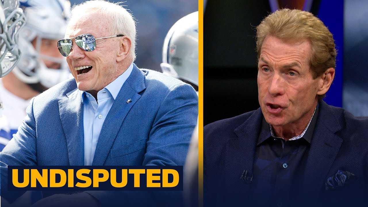 Skip Bayless reacts to Jerry Jones questioning Jason Garrett's decision making   NFL   UNDISPUTED
