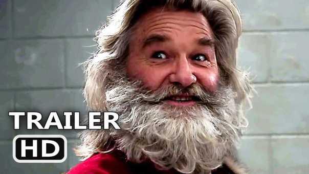 THE CHRISTMAS CHRONICLES Trailer #2 (NEW, 2018) Kurt Russell, Netflix Santa Movie HD