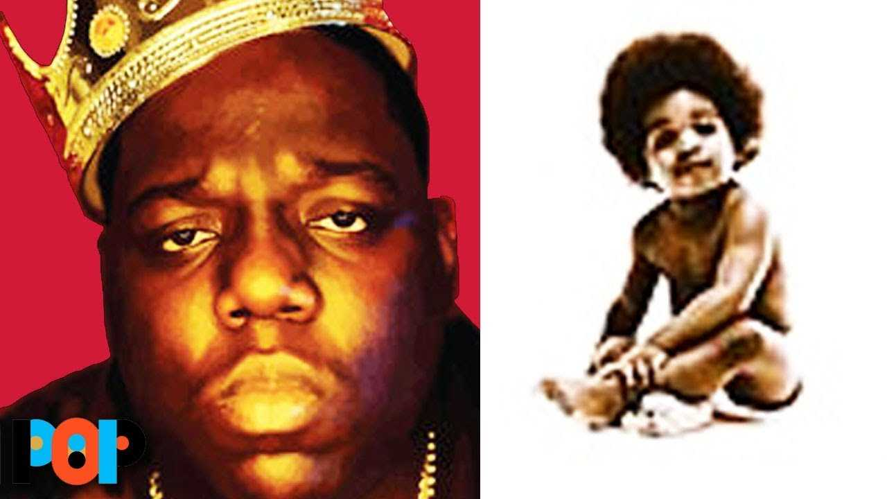 """The Truth About Biggie Smalls' 'Ready To Die"""" Album Cover"""