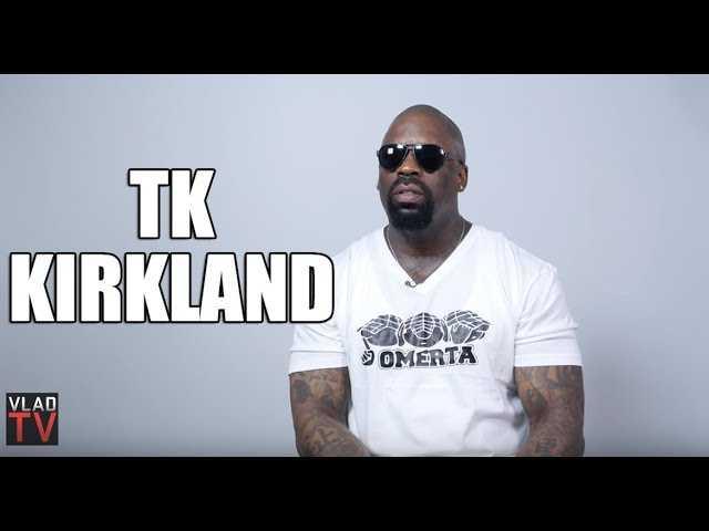 TK Kirkland: AJ Johnson Got His Start by Heckling Other Comedians (Part 9)