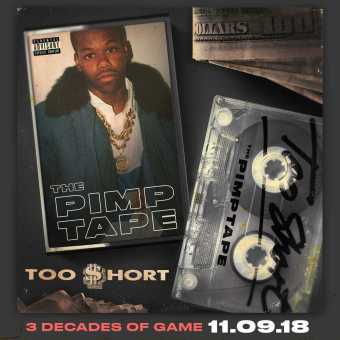 Too $hort Releases Historic 20th Studio Album 'The Pimp Tape' [Audio]