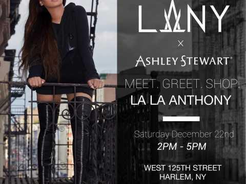 LA LA ANTHONY