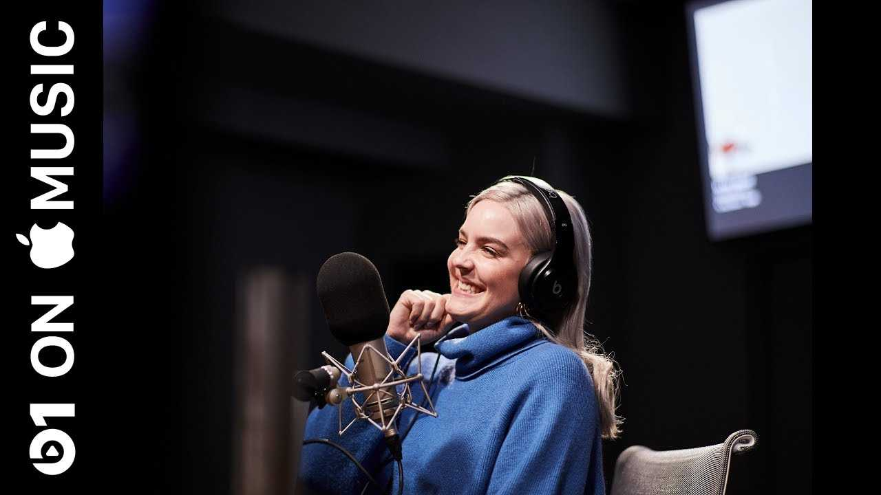 Anne-Marie: Most powerful lyrics, being an empath and anxiety   Beats 1   Apple Music