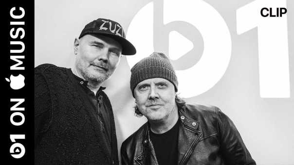 Billy Corgan: Smashing Pumpkins Reunion [CLIP] | It's Electric! | Apple Music