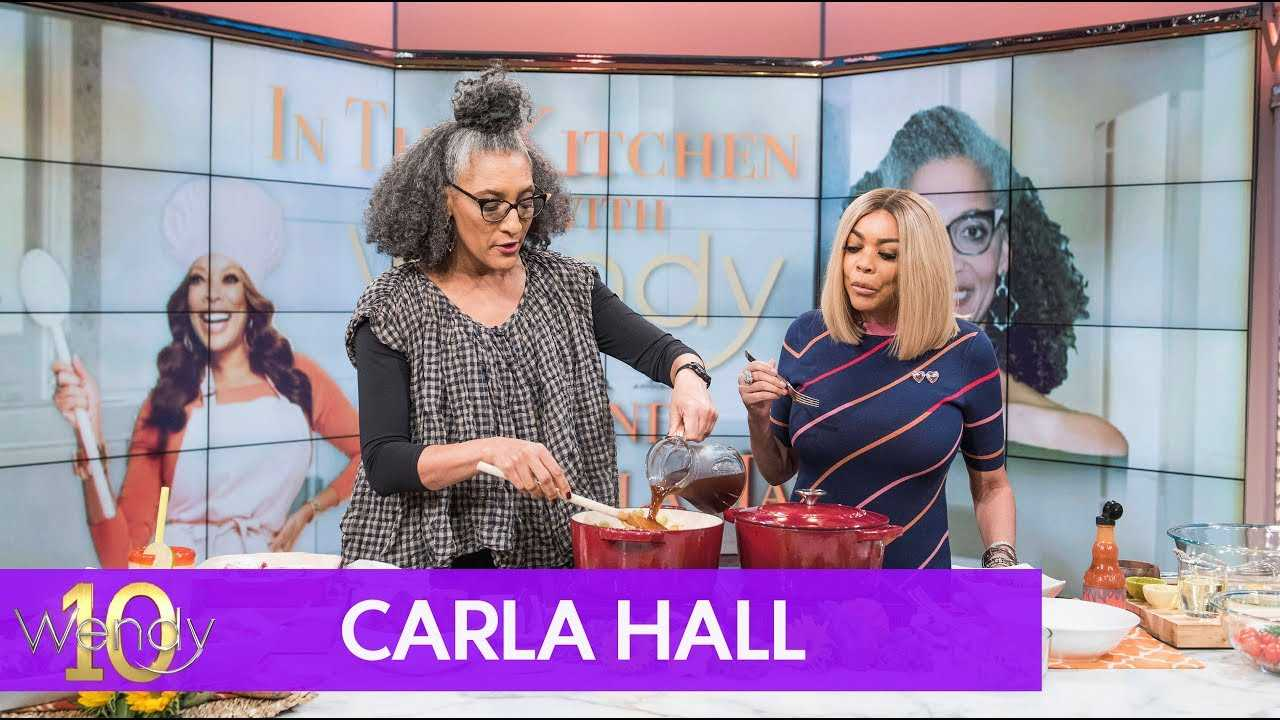 Carla Hall's Soul Food Recipes