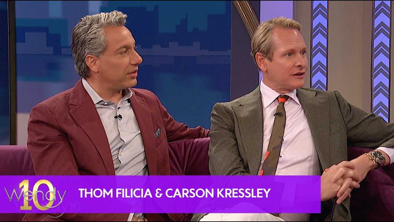 Carson & Thom are Back Together