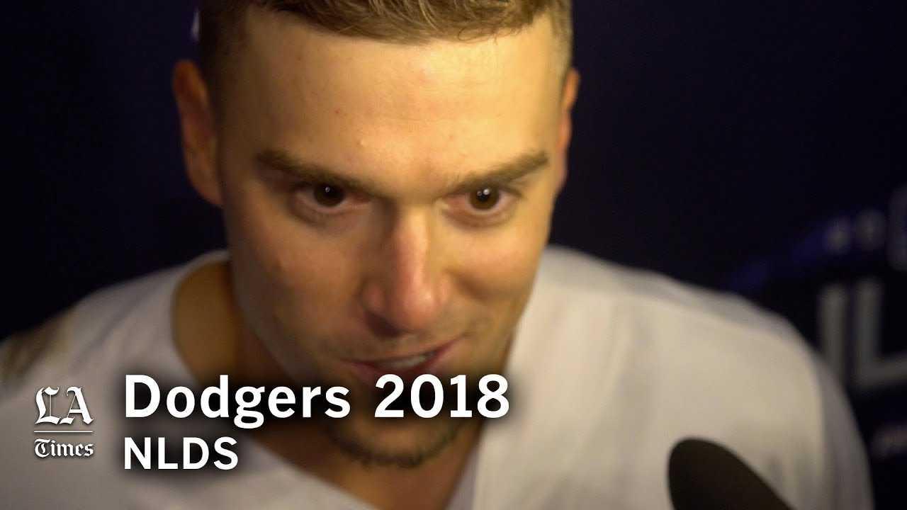 Dodgers NLDS 2018: Enrique Hernández talks home runs and Clayton Kershaw