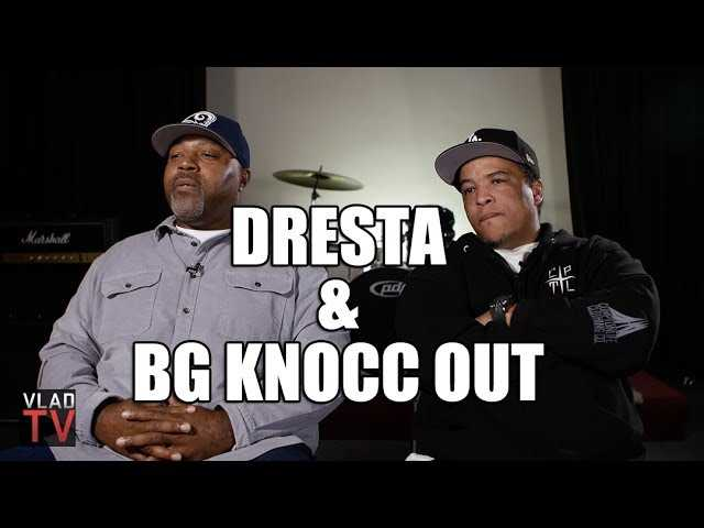 Dresta & BG Knocc Out: Suge Sent Us $50k Check to Diss Eazy,-E We Sent it Back (Part 11)
