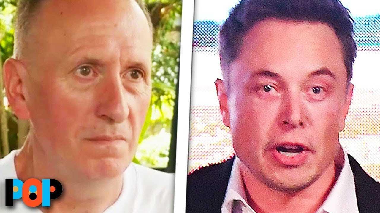 Elon Musk Calls Hero Thai Rescue Diver A 'PEDO'