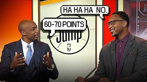 """Jason Terry wants LeBron to score 60-70 points: """"That's what Jordan & Kobe would do"""" 
